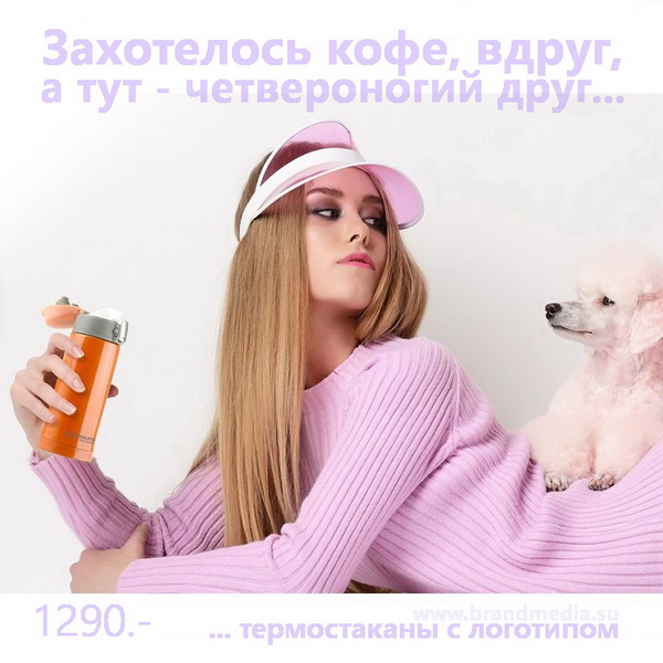 Покупка в Москве термокружек оптом