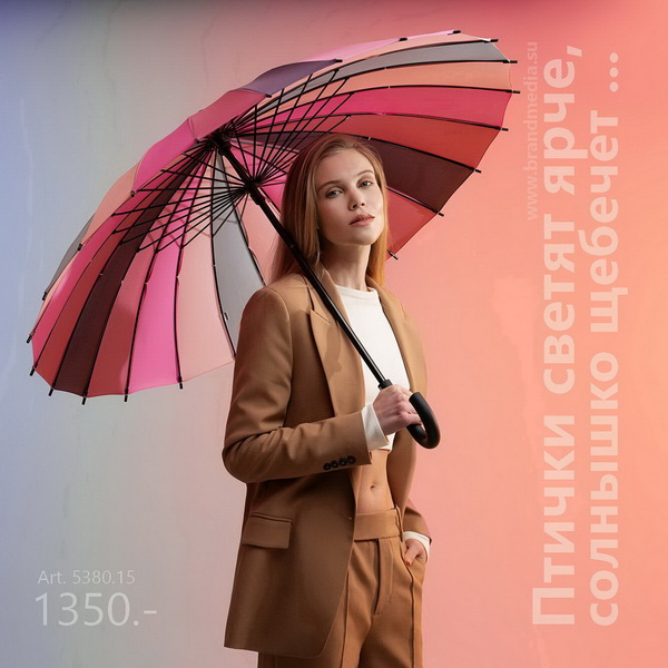 Купить оригинальные женские зонты в интернет-магазине