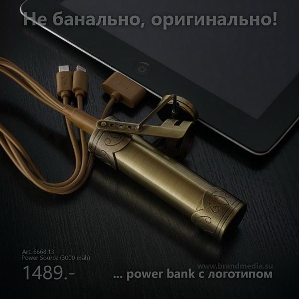 Оригинальный внешний аккумулятор для телефона
