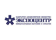 ЗАО Экспоцентр логотип