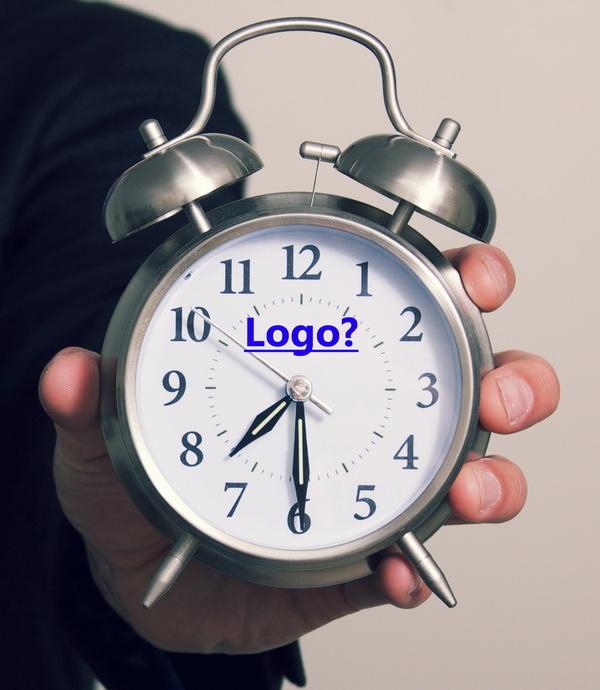 Оригинальные будильники с логотипом компании