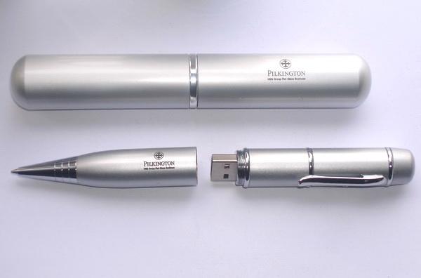 Флешки с ручкой-указкой Pilkington