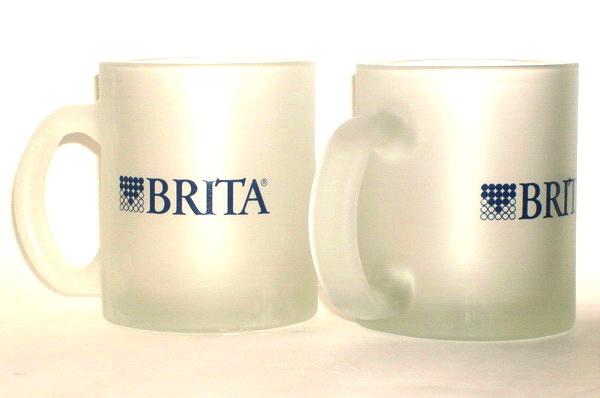 Фирменные кружки Senator с логотипом Brita