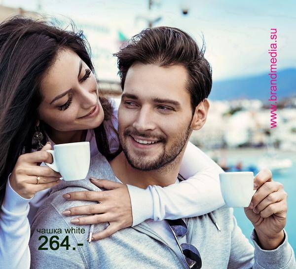 Белые чашки для кофе оптом и дешево со склада в Москве