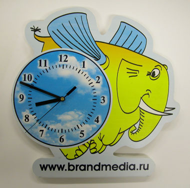 Часы индивидуального дизайна
