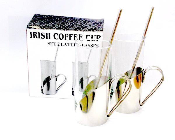 Кружки металлические для Irish kafe