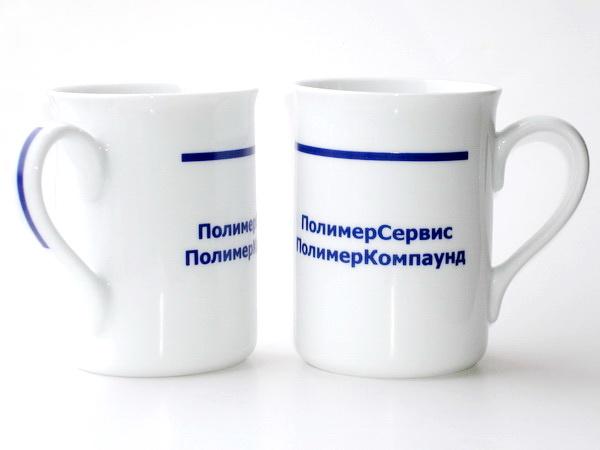 Промо-кружки для производственных компаний с логотипом