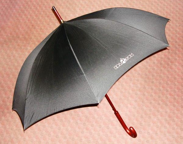Зонты-трости Doppler с логотипом фирмы заказчика