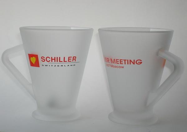 Кружки Rou Bill/Senator с логотипом Schiller