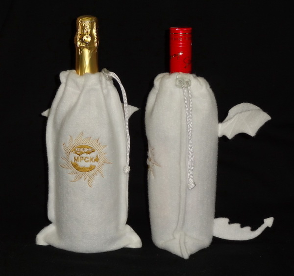 Упаковка для водки и шампанского