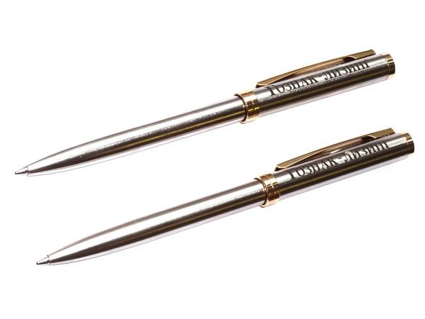 Ручки Delgado c логотипом Гознак-лизинг.