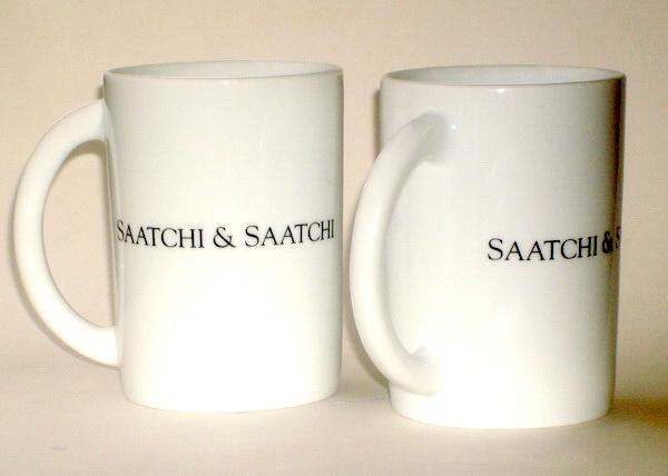 Кружки Senator Cult с логотипом Saatchi & Saatchi