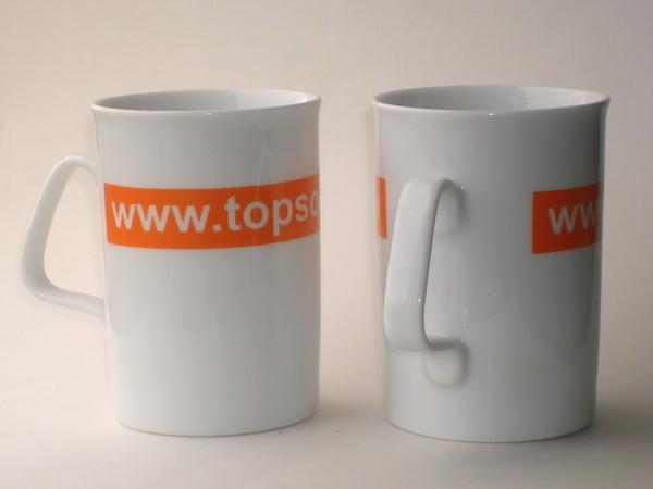 Кружки Senator Elegance с логотипом Topsolutions