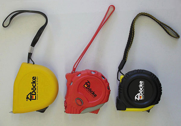 Рулетки оптом с логотипом