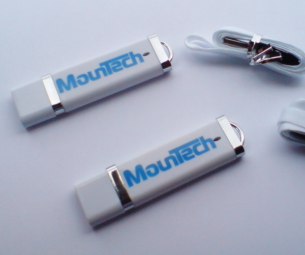 Флешки с логотипом Mountech