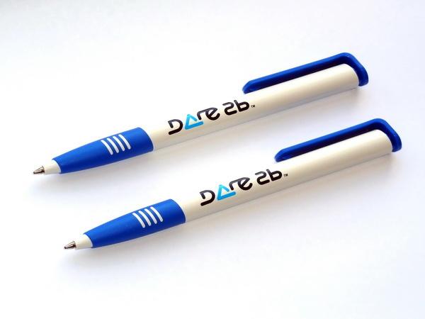 Ручки Senator Super-Hit Basic с логотипом брэнда Dare 2b.