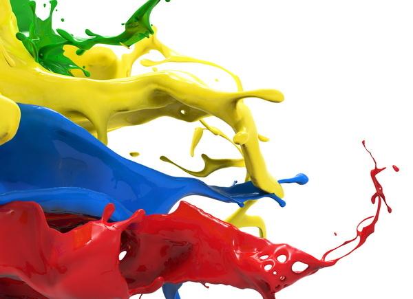 Цветные сувениры с логотипом компании заказчика