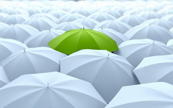 Промо зонты для акций