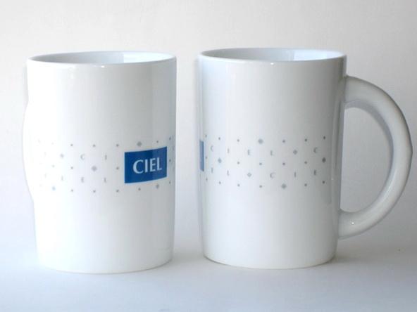 Кружки Senator Cult с логотипом CIEL