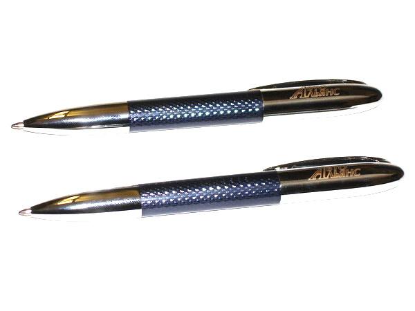 Ручки шариковые Senator Solaris Chrome