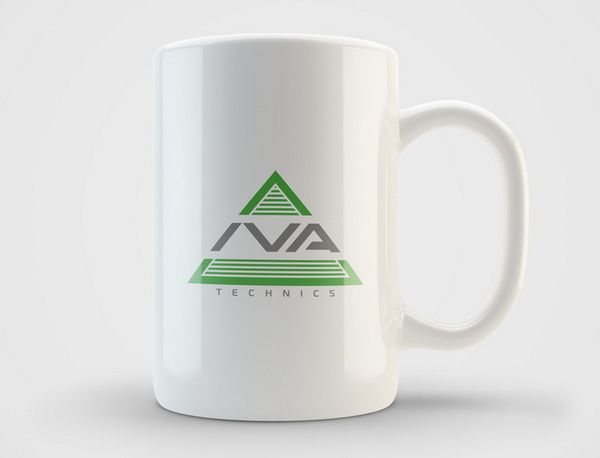 Кружки с логотипом IVA Technics