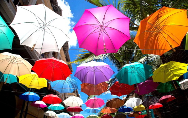 Зонты трости с логотипом для презентаций и промо акций