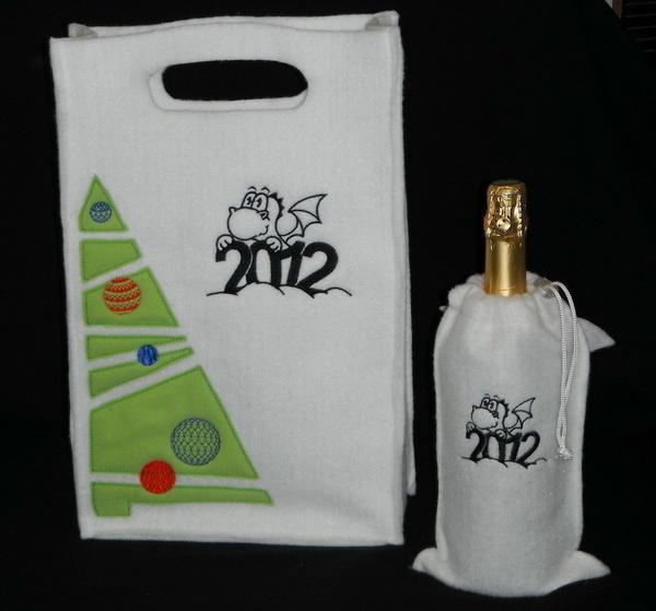 Оригинальные новогодние сувениры