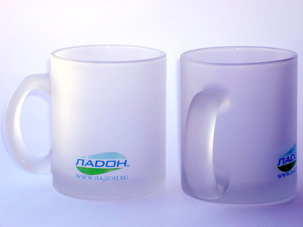Кружки Senator Frozen Mug с логотипом Ладон