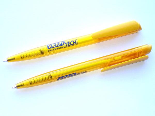 Ручки Sunny с логотипом компании производителя