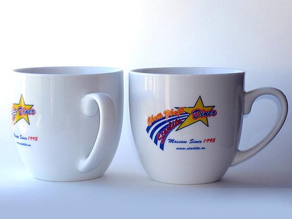 Кружки Senator Appeal с логотипом компании