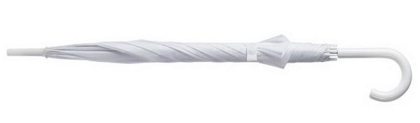 Белые промо-зонты купить оптом в интернет-магазине